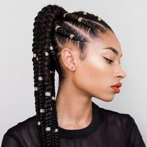 raise the bar with these edgy cornrow styles darling south africa