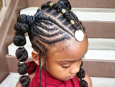 Braids For Little Princesses Back To School Braids For