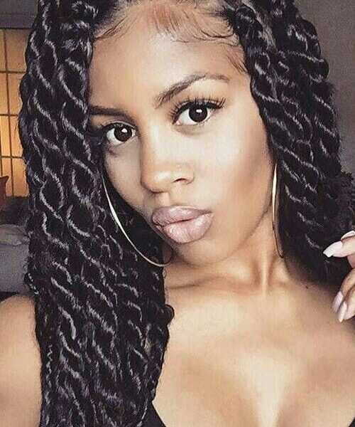 Twist Hairstyles 5 Twist Hairstyles For You To Slay Any Day