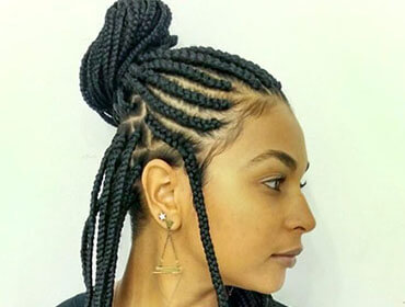 5 Fulani Braids Styles We Totally Love Best 2019